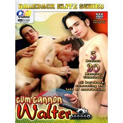 Cum Cannon Walter DVD (14420D)
