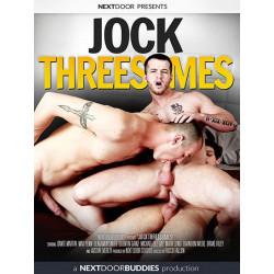 Jock Threesomes DVD