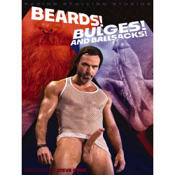 Beards! Bulges! And Ballsacks DVD (15333D)