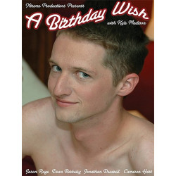 A Birthday Wish With Kyle Madison DVD