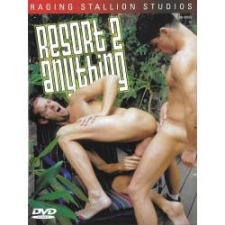 Resort 2 Anything DVD