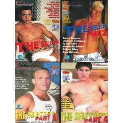 The Selection 1-4 4-DVD-Set