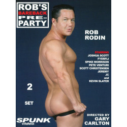 Rob's Bareback Pre-Party 2-DVD-Set (10791D)