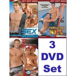 Jet Set Super Pack 8 3-DVD-Set (11381D)