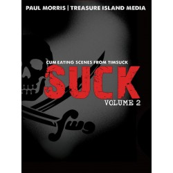 TIM Suck #2 (Treasure Island) DVD (15500D)