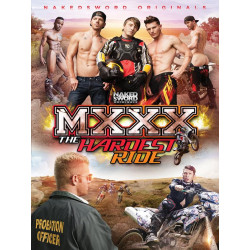 MXXX The Hardest Ride DVD (15336D)