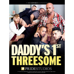 Daddy's 1st Threesome DVD (15454D)