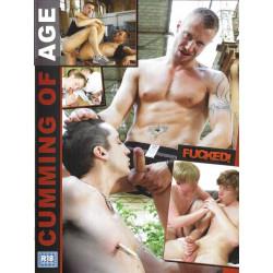 Cumming Of Age DVD (Fucked) (13311D)