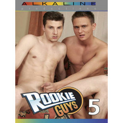 Rookie Guys #5 DVD (Alkaline Productions) (13601D)