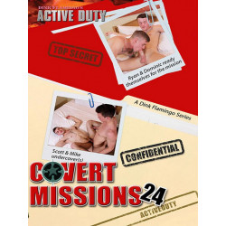 Covert Missions 24 DVD