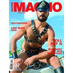 Macho 189 Magazin