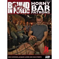 Horny Bar Patrons DVD