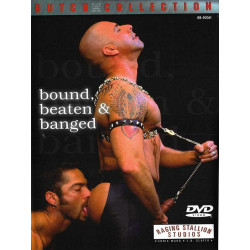 Bound, Beaten, And Banged DVD (15714D)