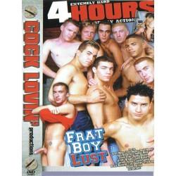 Frat Boy Lust 4h  DVD