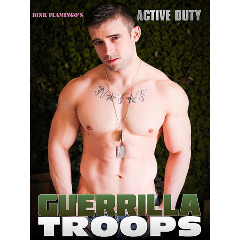 Guerilla Troops DVD (15431D)
