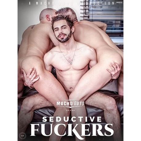Seductive Fuckers DVD (15342D)