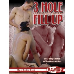 3 Hole Fill Up DVD
