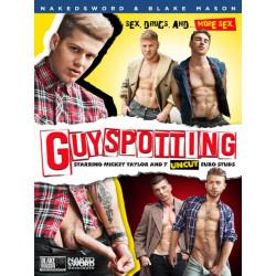 Guyspotting DVD (Naked Sword)