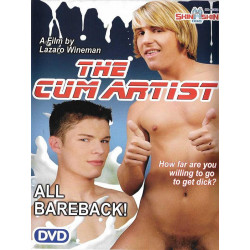 The Cum Artist #1 DVD