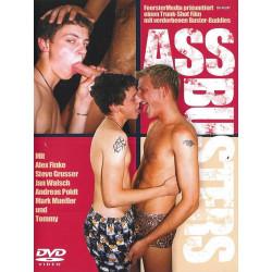 Ass Busters DVD (15683D)