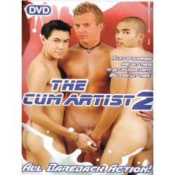 The Cum Artist #2 DVD (Skin 2 Skin)