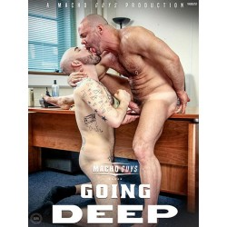 Going Deep DVD (Macho Guys)