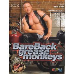 BareBack Grease Monkeys DVD