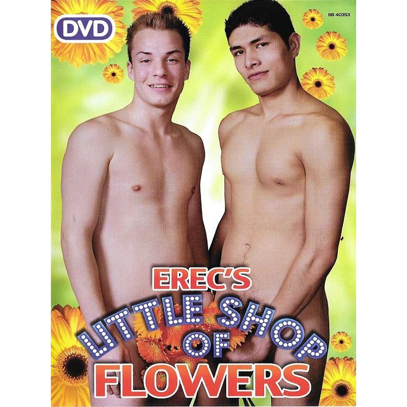 Erec`s Little Shop Of Flowers DVD (15706D)