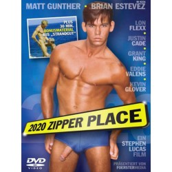 2020 Zipper Place DVD