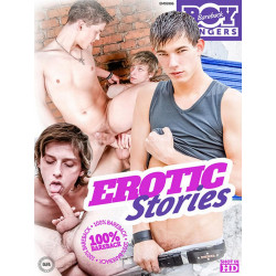 Erotic Stories DVD