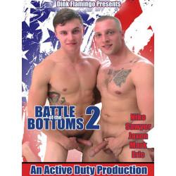 Battle of the Bottoms #2 DVD