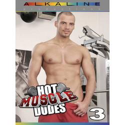 Hot Muscle Dudes #3 DVD (Alkaline Productions) (13652D)